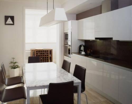 Дизайн кухни белого цвета дизайн