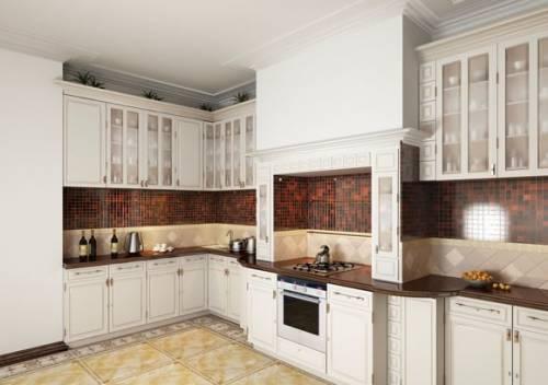 Плитка бордовая кухня кафель для